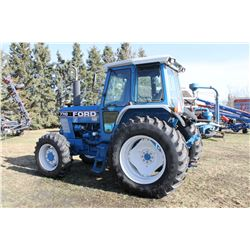 FORD 7710 MFWD TRACTOR