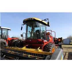 2009 NEW HOLLAND H8040 WINDROWER/SWATHER