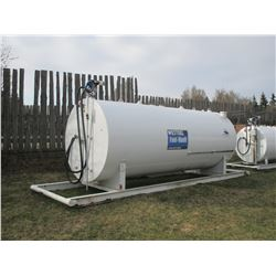 WESTEEL 8500 LITRE (1700) DOUBLE WALL FUEL TANK