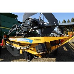 NEW HOLLAND 30' MODEL #HB0030 STRAIGHT CUT HEADER COMPLETE WITH TRANSPORT - CHOICE