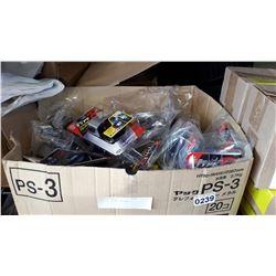 BOX OF PHONE HOLDERS