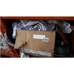 BOX OF SPORTS JERSEYS
