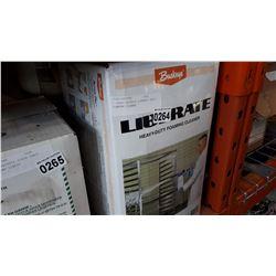 2 BOXES BUCKEYE LIBERATE HEAVY FOAMING CLEANER