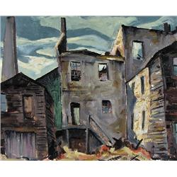 UNTITLED; OLD BUILDINGS