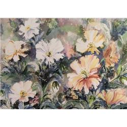 UNTITLED; FLORAL COMPOSITION