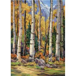 UNTITLED; STAND OF ASPEN