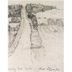 COUNTRY ROAD, SUNDRE