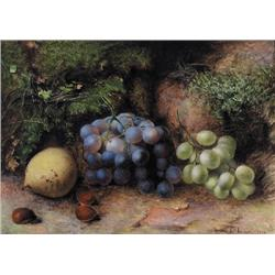 UNTITLED; STILL LIFE WITH FRUIT