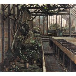 A GREENHOUSE ON VANCOUVER ISLAND