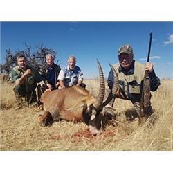 8 Day Roan hunt and More