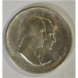 1926 SESQUI COMMEM HALF DOLLAR, GEM BU