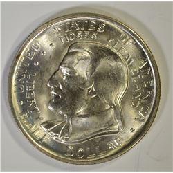 1936 CLEVELAND COMMEM HALF DOLLAR, GEM BU