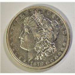 1878-CC MORGAN DOLLAR, VF