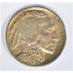 1918 BUFFALO NICKEL  CH BU