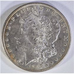 1887 MORGAN DOLLAR  CH BU