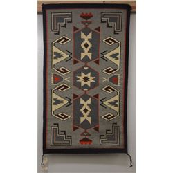 NAVAJO INDIAN TEXTILE (MARY ANN KING)