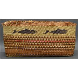 MAKAH INDIAN BASKET