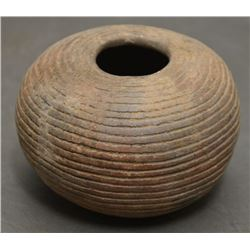 MIMBRES POTTERY JAR