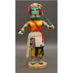 HOPI INDIAN  KACHINA (TALAHYTEWA)