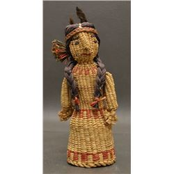 QUINAULT INDIAN DOLL