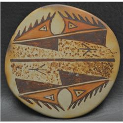 HOPI POTTERY PLAQUE (NAMPEYO)