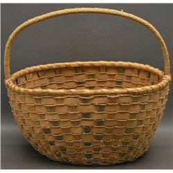 MICMAC INDIAN BASKET