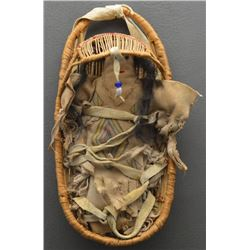 PAIUTE INDIAN CRADLE