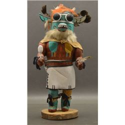 HOPI INDIAN KACHINA (GERRY HAMANA)