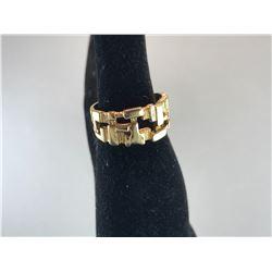 10K YELLOW GOLD LADIES RING - RP $525.00