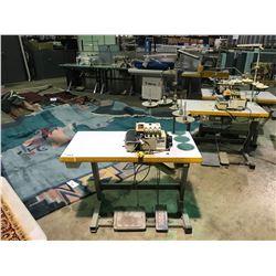 JUKI MODEL 2316 CLASS DE6-500 INDUSTRIAL SERGER