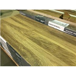 GERMAN SUPREME COLLECTION AUTHENTIC HICKORY 12MM LAMINATE FLOATING FLOOR