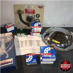 GM 10v Bearing Kit & Differential Cover & Speedometer Cable