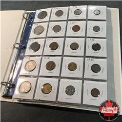 Foreign Coin Collection (Binder 60 Coins) Variety !