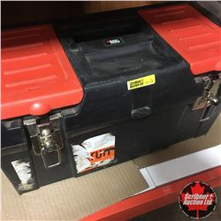 Black & Decker Tool Box w/Variety Wrenches
