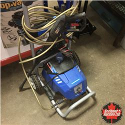 """Power Stroke"" Electric Pressure Washer"