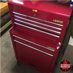 """Racer Series"" Rolling Tool Cabinet"