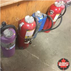Fire Extinguishers (5)
