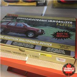 Vehicle Electronic Immobilizer
