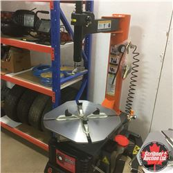 CHOICE OF 2:  Heavy Duty Tire Changer