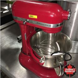 Kitchen Aid Professional 6000HD Mixer (Red)