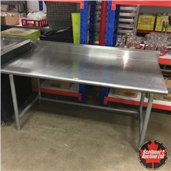 Stainless Steel Work Table 5'
