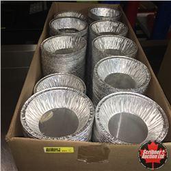 Box Lot: Pactiv Aluminum Foil Containers