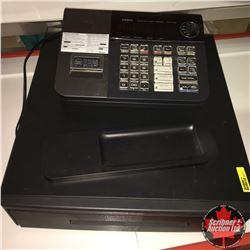 Casio Electric Cash Register Model PCR-T290 (Black)