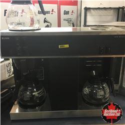 BUNN VPS Series Coffee Maker (3 Burner 3 Pots)
