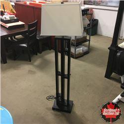 Home Décor 3 Lamp Set (2 Table & 1 Floor)