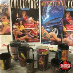 Snap-On Collectibles (Calendars & Cups)
