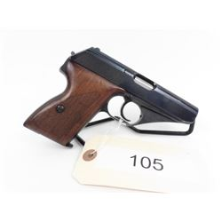 Prohibited. Immaculate 32 Mauser