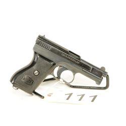 PROHIBITED. Mauser 1910 Pocket Pistol