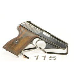 PROHIBITED. Mauser HSC