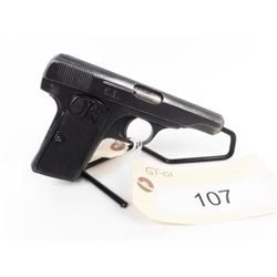Prohibited. FN 32 Automatic